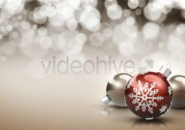 Christmas Holiday Motion Graphics
